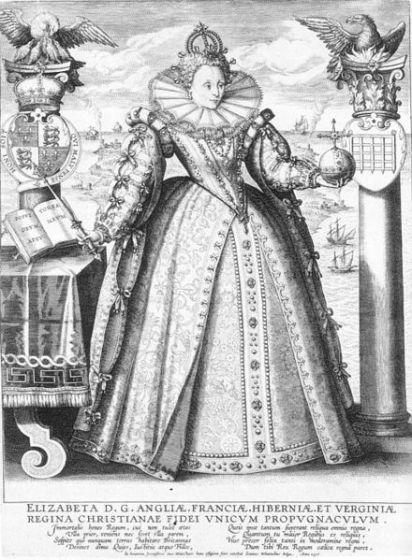 Crispin van de Passe, 1596